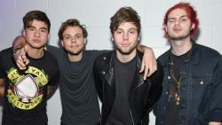 5 Seconds of Summer letras de canciones.